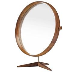 Uno & Osten Kristiansson Round Mirror, Sweden