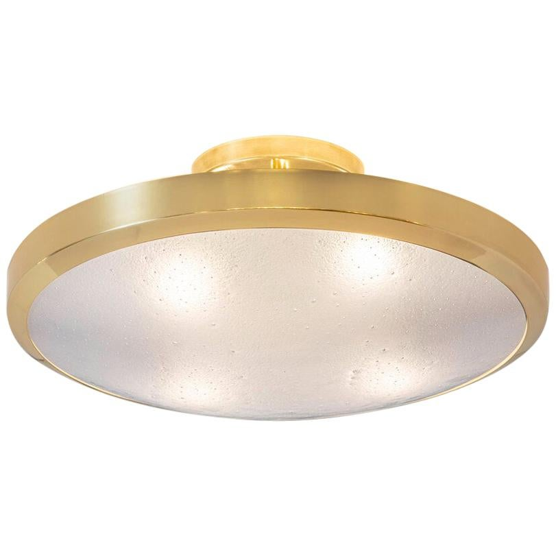 Uno Semi-Flushmount Ceiling Light by form A