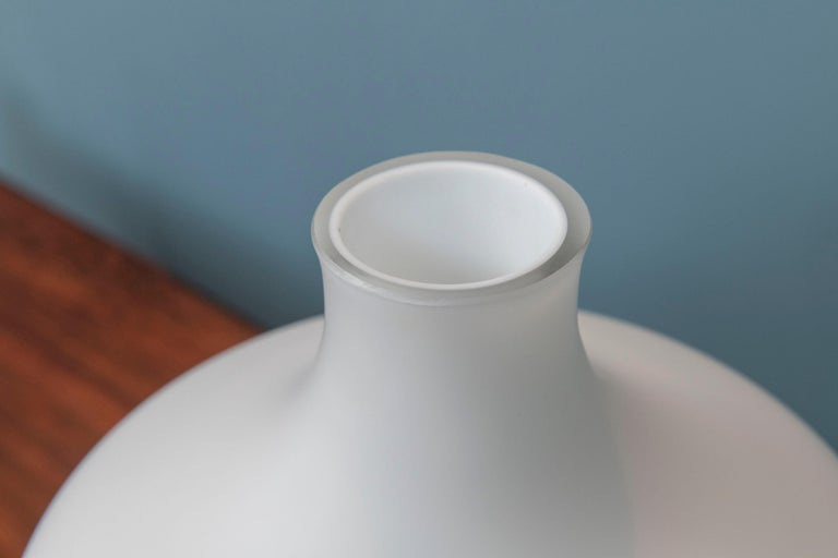 Uno Westerberg Lamp for Bohlmarks, Sweden In Good Condition For Sale In San Francisco, CA