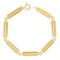 UnoaAErre Gold Bracelet