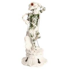 Untitled #1 from Los Infortunios de la Virtud Series, Porcelain Statue