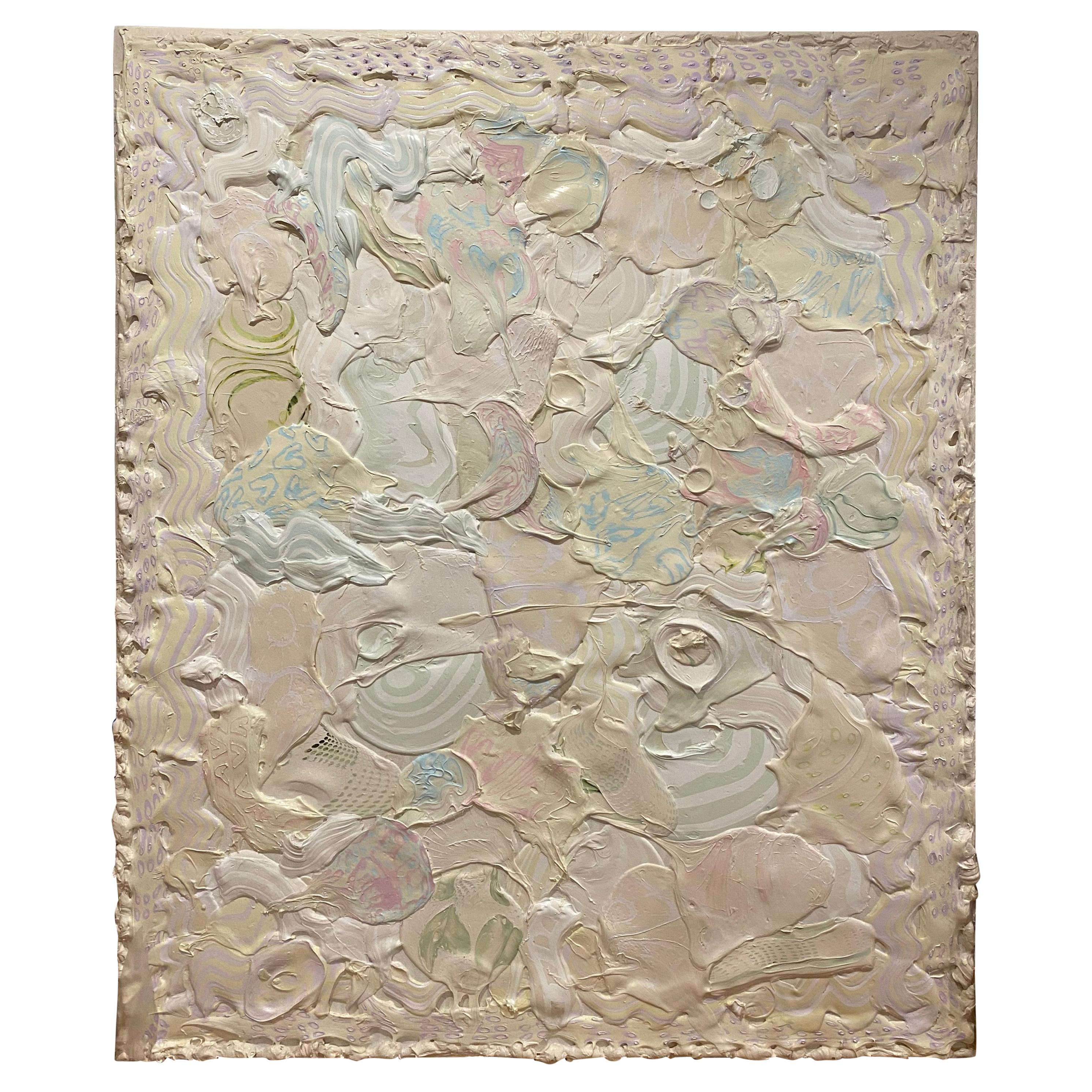 'Untitled, 2006' Abstract Acrylic Painting by Charles Andresen