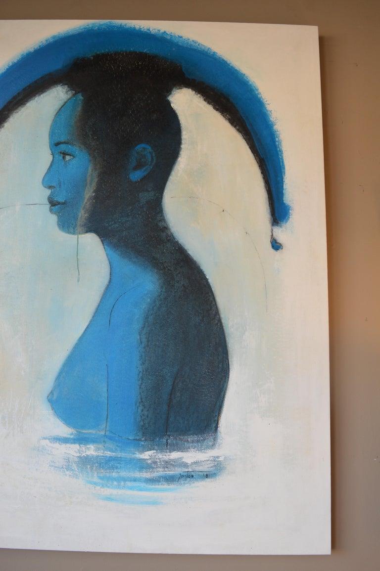 Cuban Untitled by Jorge Santos For Sale