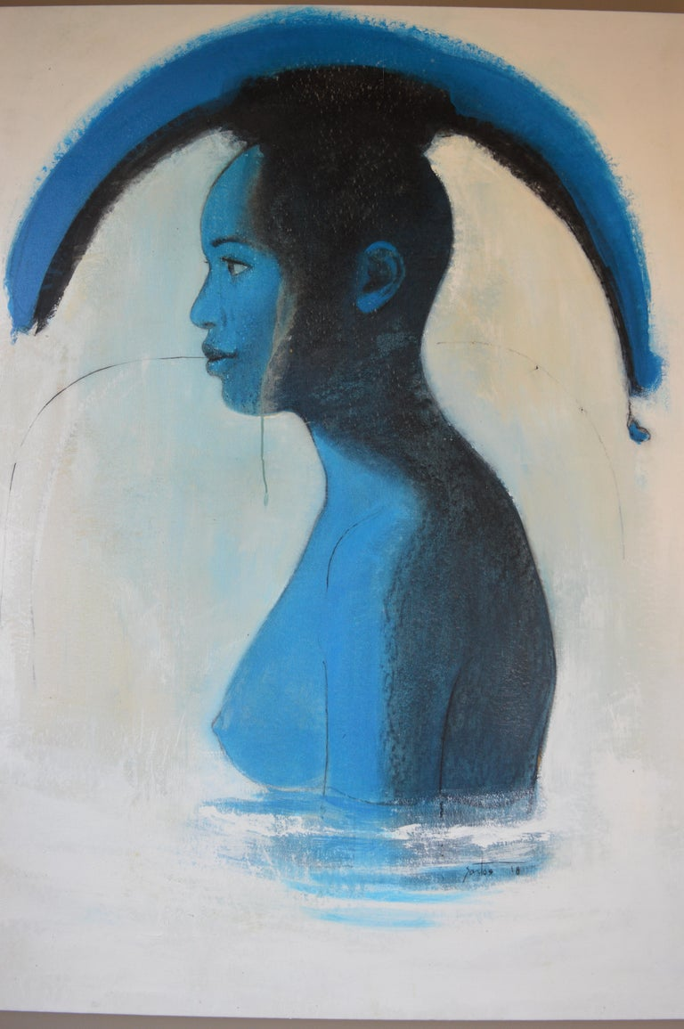 Untitled by Jorge Santos In New Condition For Sale In Los Angeles, CA