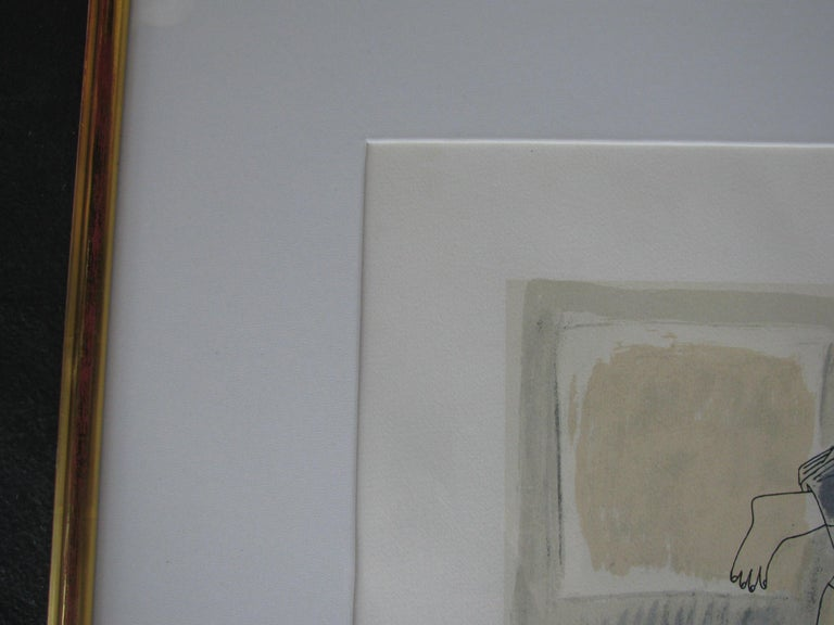 Untitled by Jose Luis Cuevas For Sale 3