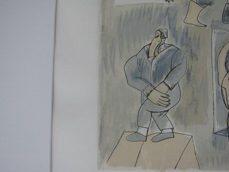 Untitled by Jose Luis Cuevas For Sale 1