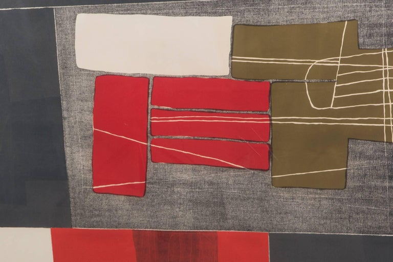 American Untitled III, from the Double Imagery suite, by Louise Nevelson For Sale