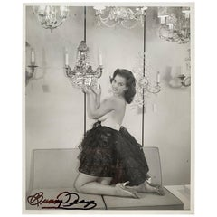 Untitled, Mounted Vintage Photograph