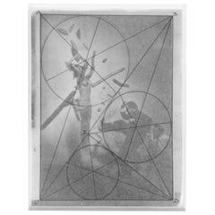 Untitled 'Salvador Dali Homage', Silver Gelatin Print