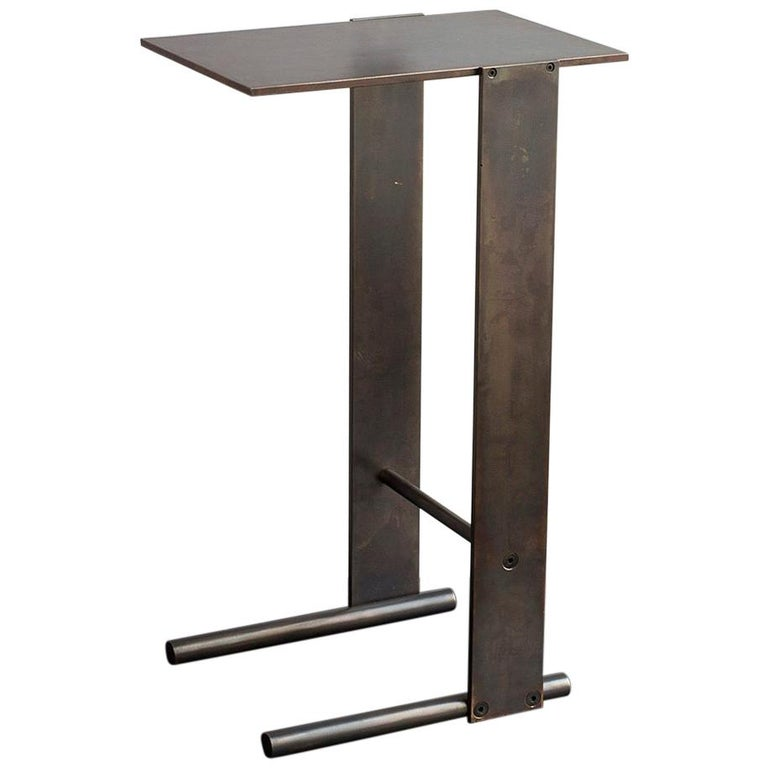 Adam Otlewski side table, new