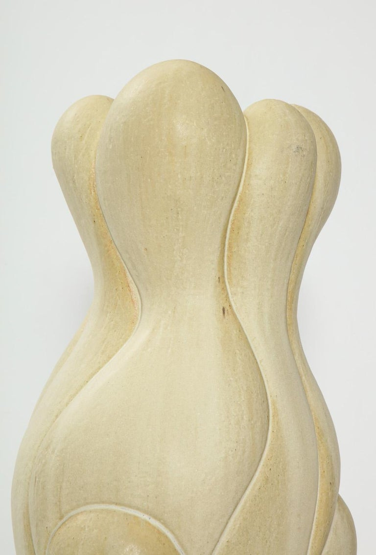 American Untitled Vertical Sculpture by Rosanne Sniderman For Sale