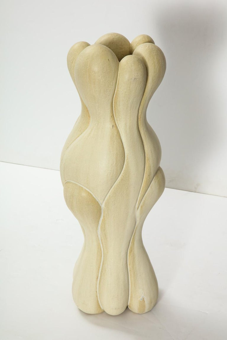 Untitled Vertical Sculpture by Rosanne Sniderman 6