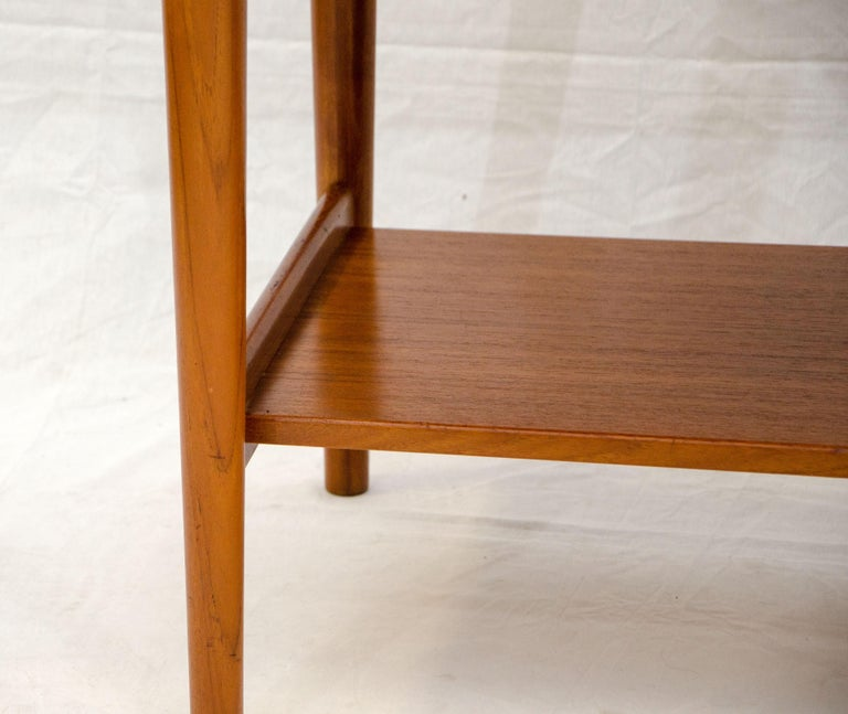 Weird Furniture For Sale: Unusual Danish Teak Buffet Or Console Table By Arne Vodder