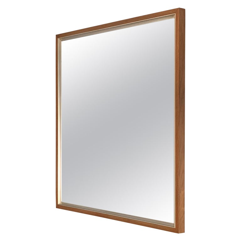 Unusual Mirror by Paul McCobb For Sale