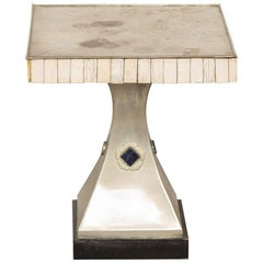 Unusual Side Table by Anthony Redmile, London, circa 1970