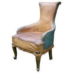 Unusual Spanish Child's Chair