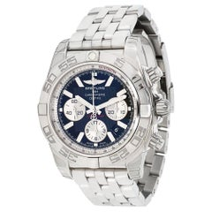 Unworn Breitling Chronomat 44 AB011012/B967 Men's Watch in Stainless Steel