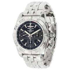 Unworn Breitling Chronomat 44 AB011012/BF76 Men's Watch in Stainless Steel