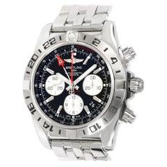 Unworn Breitling Chronomat 44 GMT AB0420B9/BB56 Men's Watch in Stainless Steel