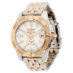Unworn Breitling Galactic 36 C3733012/A724 Unisex Watch in 18kt Rose Gold/Steel