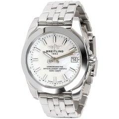 Unworn Breitling Galactic 36 W7433012/A779 Unisex Watch in Stainless Steel