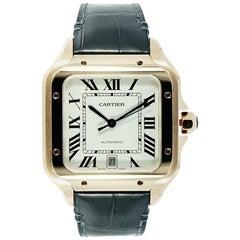 Unworn Cartier Santos De Cartier WGSA0019