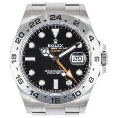 Unworn Rolex Explorer II 226570 Under Warranty