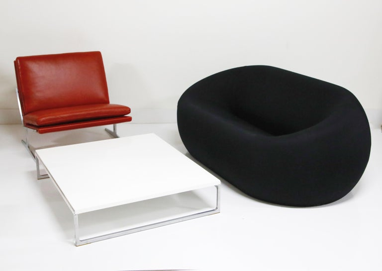 'UP4' Loveseat Sofa by Gaetano Pesce for B&B Italia, Signed For Sale 3