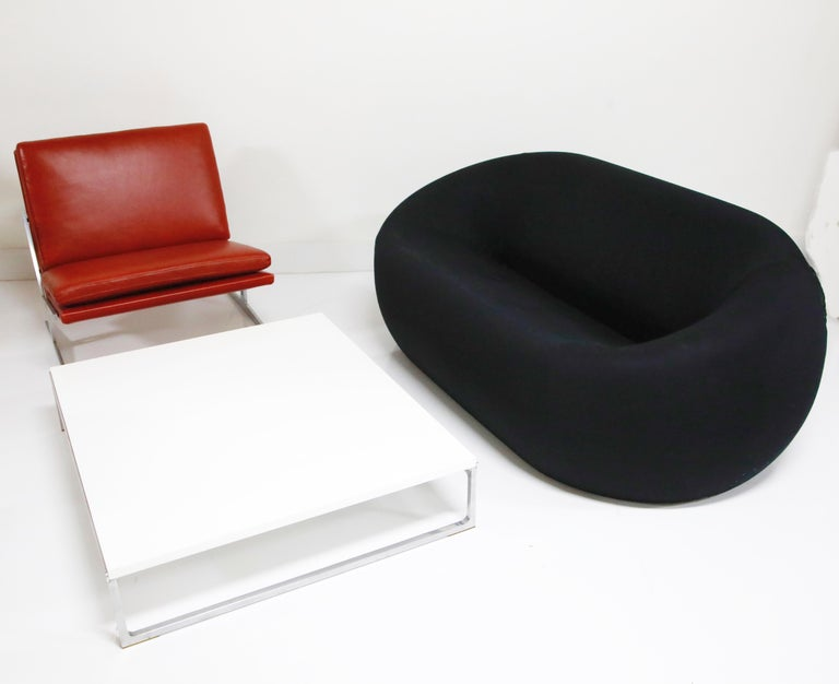 'UP4' Loveseat Sofa by Gaetano Pesce for B&B Italia, Signed For Sale 4
