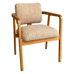 Upholstered Armchair by George Nelson for Herman Miller