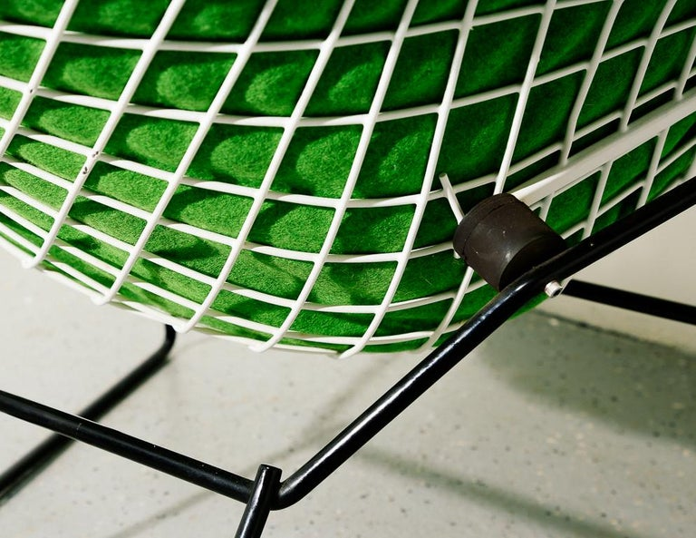 Upholstered Bird Chair by Harry Bertoia for Knoll 2