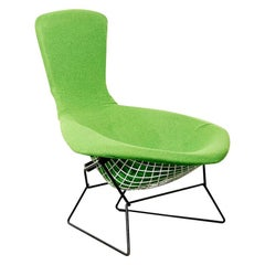 Upholstered Bird Chair by Harry Bertoia for Knoll
