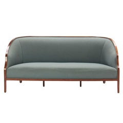 Upholstered Sofa by Ward Bennett for Brickel Associates