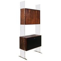 Upright Cabinet by Poul Nørreklit, Denmark