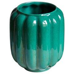 Upsala-Ekeby, Vase, Glazed Ceramic, Sweden, 1930s