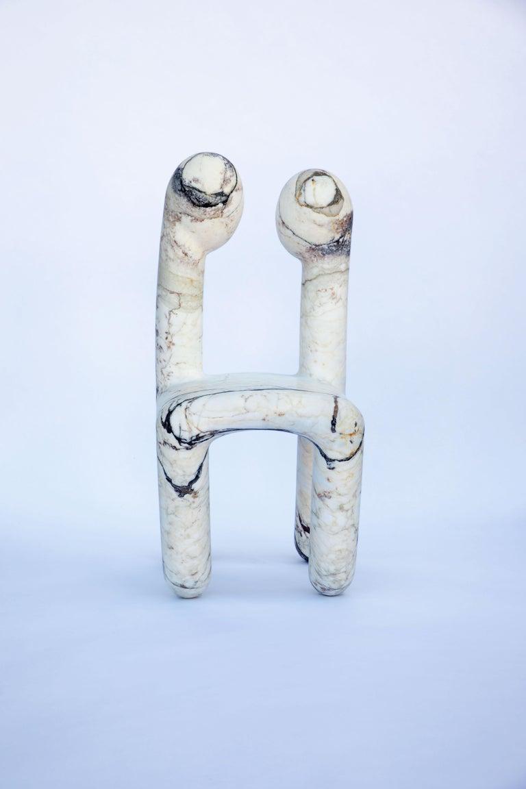 Modern Urania Chair by Pietro Franceschini For Sale