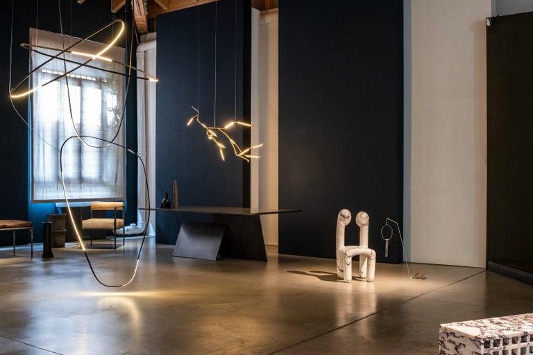 Urania Chair by Pietro Franceschini For Sale 2