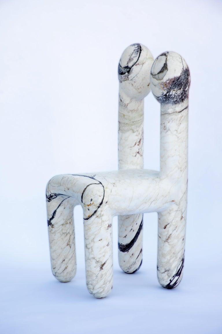 Italian Urania Chair by Pietro Franceschini For Sale