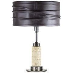 Urania Gray Table Lamp by Acanthus