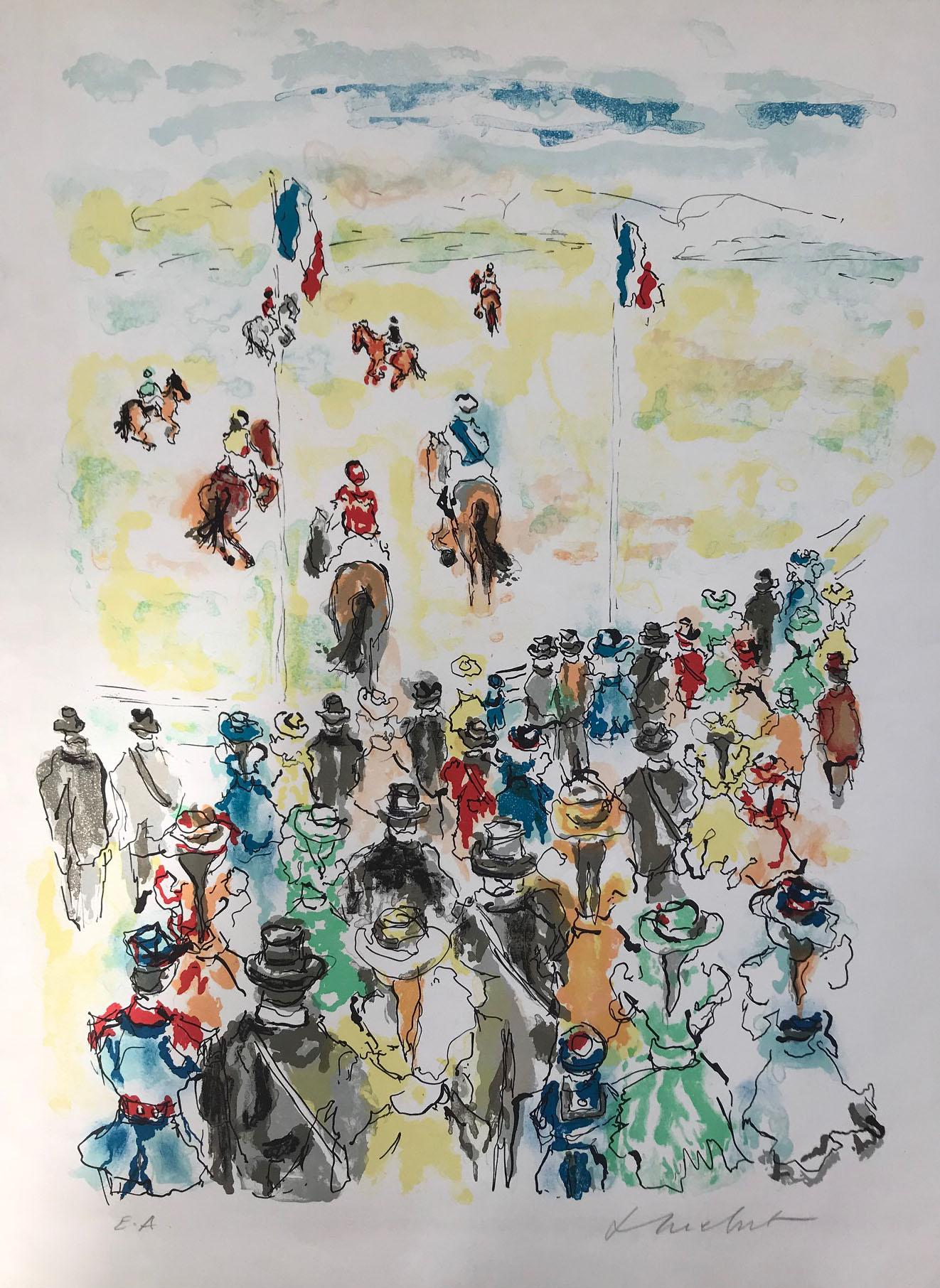 Untitled: Horse Show (Edition D'Artiste)