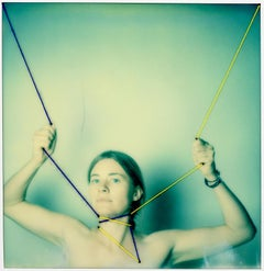 Ataduras - Contemporary, Conceptual, Polaroid, 21st Century, Color