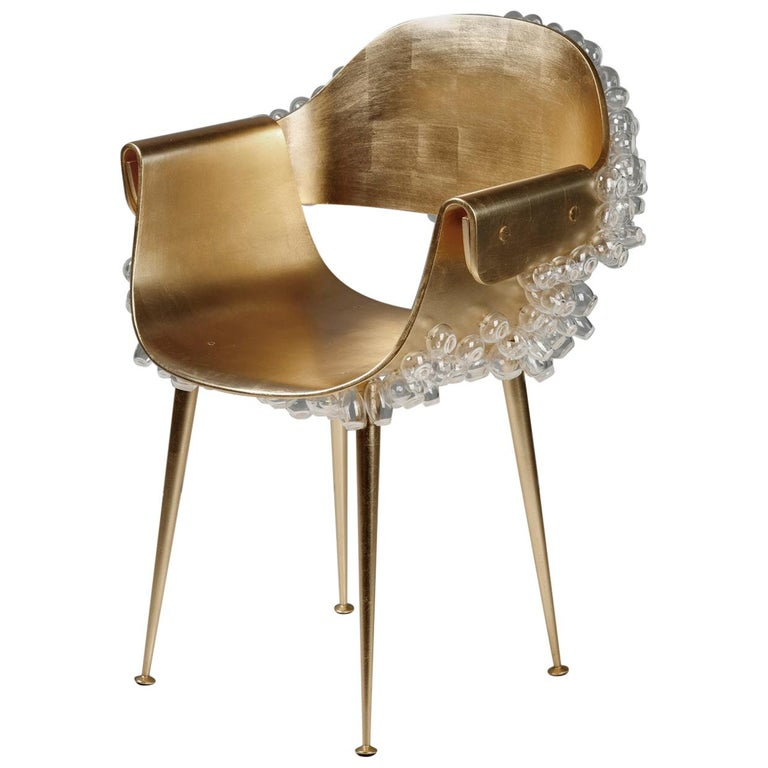 """Ursula"" Chair by Roberto Rida and Simone Crestani, Italy, 2019 For Sale"