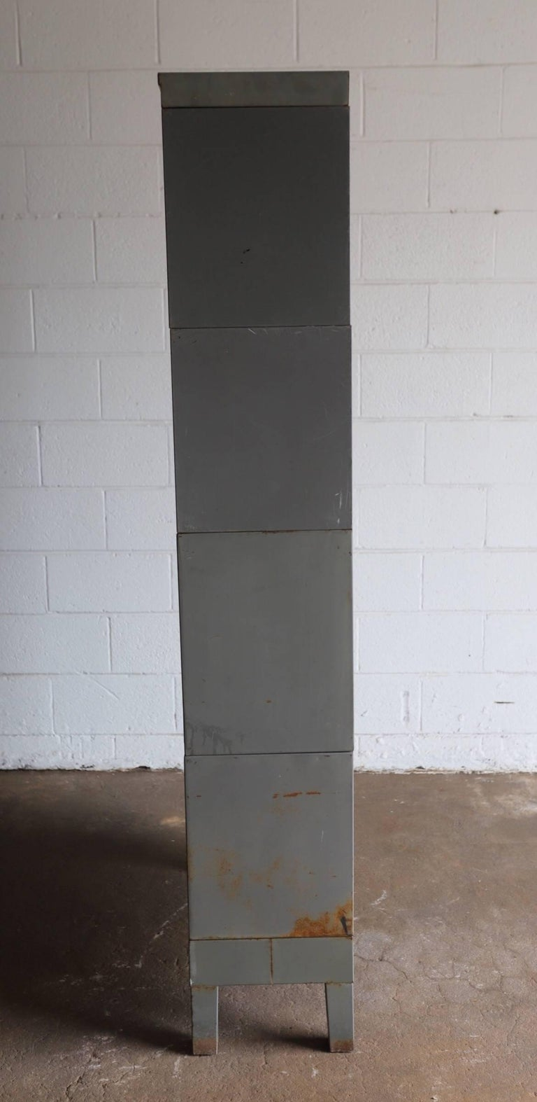 Us Government Metal Barrister Bookcase At 1stdibs
