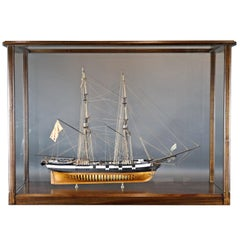 """US Navy Brig of War """"Washington"""""""