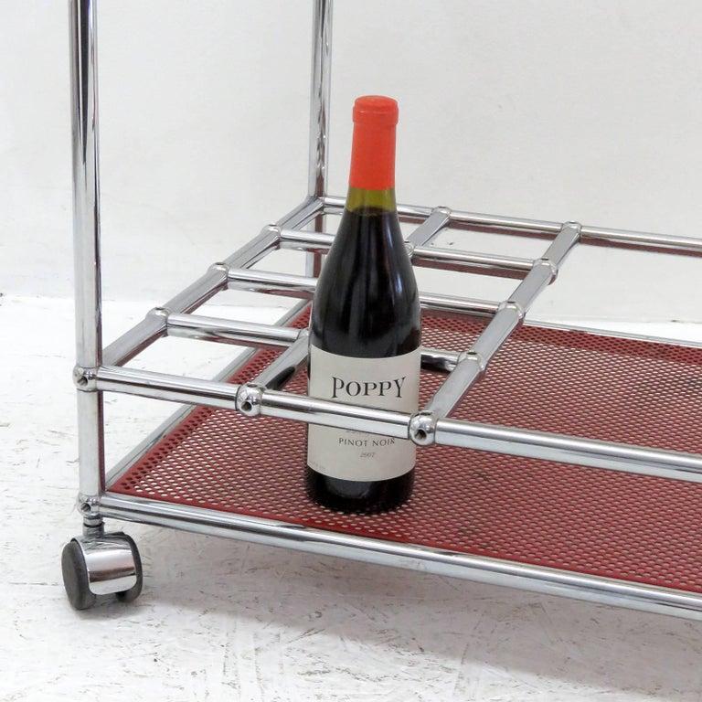 USM Haller Bar Cart For Sale 2