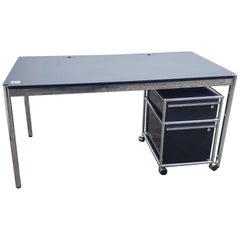 Usm Haller Desk by Fritz Haller