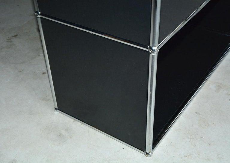USM Haller Shelving, 4 Avaialble For Sale 5