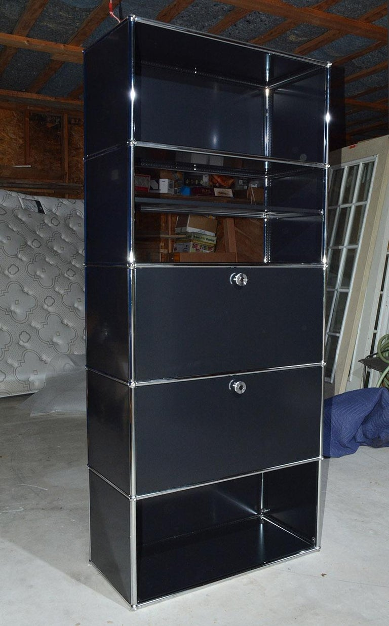 Modern USM Haller Shelving, 4 Avaialble For Sale