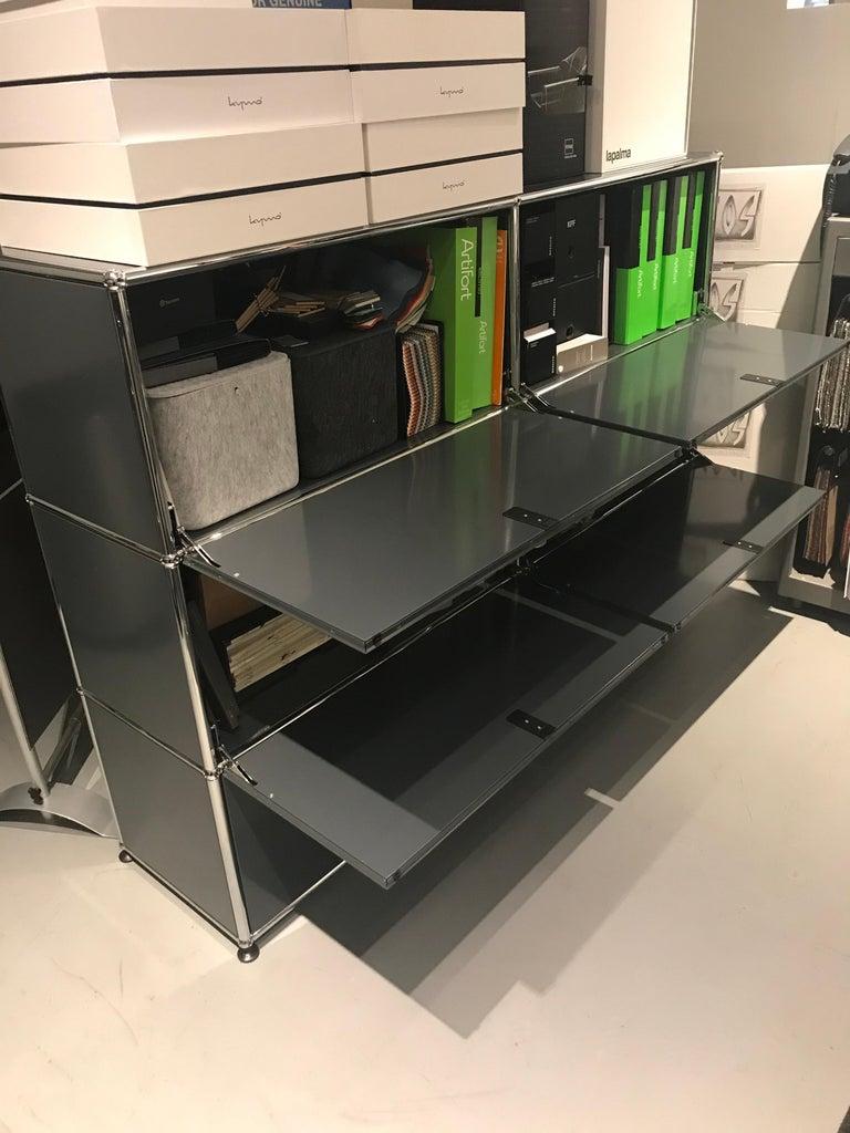 Swiss USM Haller Storage Unit For Sale
