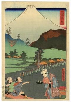 Tokaido, Mt. Fuji Rising